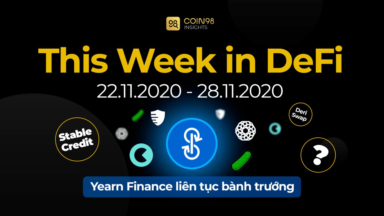 This week in defi 8
