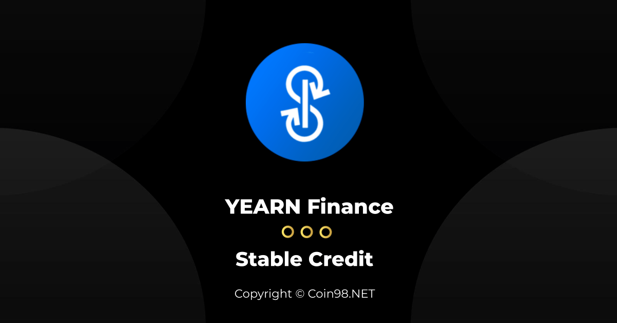 YEARN Finance - Stable Credit