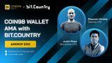 Tham gia AMA cùng Coin98 Wallet và Bit.Country, nhận ngay Airdrop $150