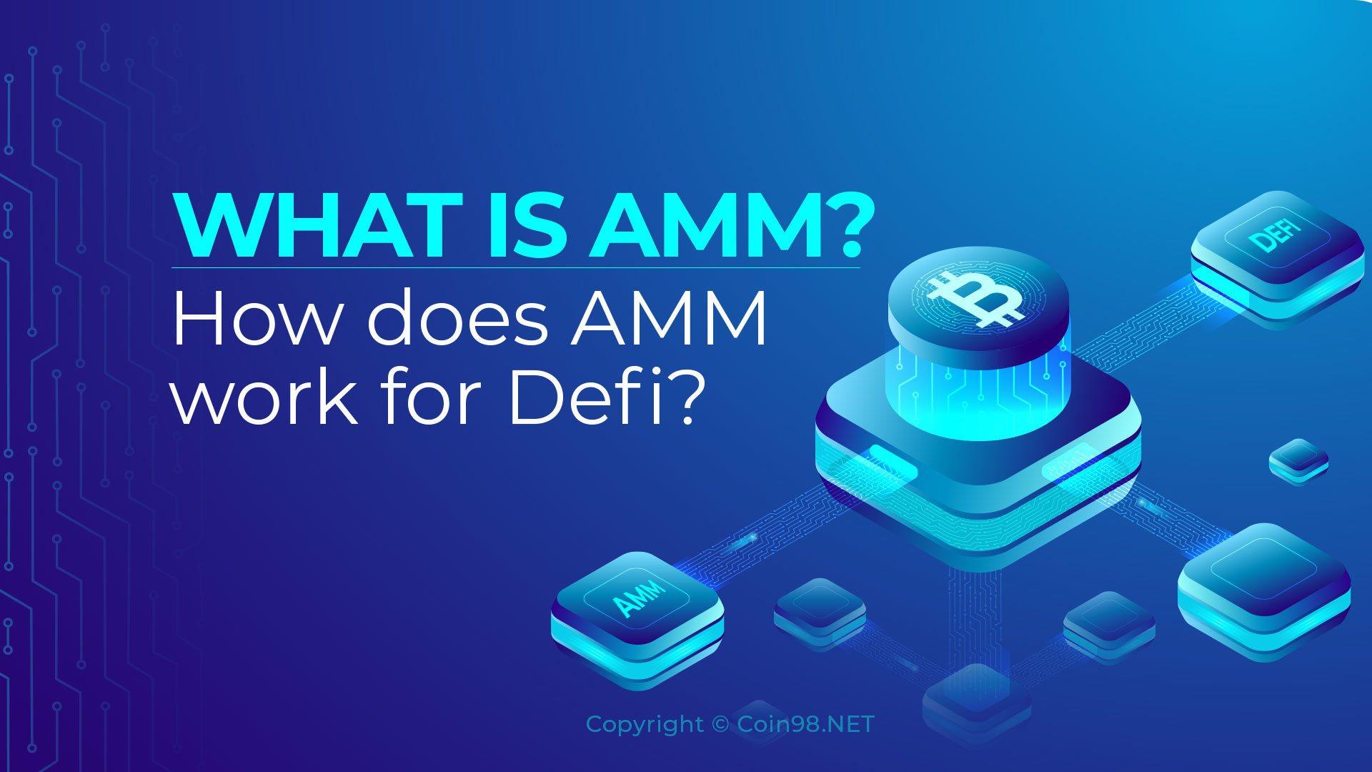 AMM là gì
