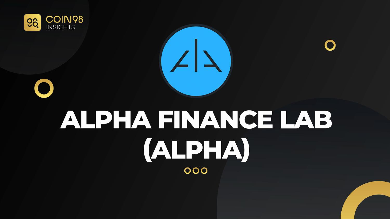 Alpha Finance Lab (ALPHA)