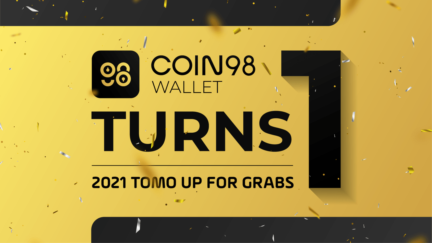 Coin98 Wallet Turns 2021 TOMO up for Grabs