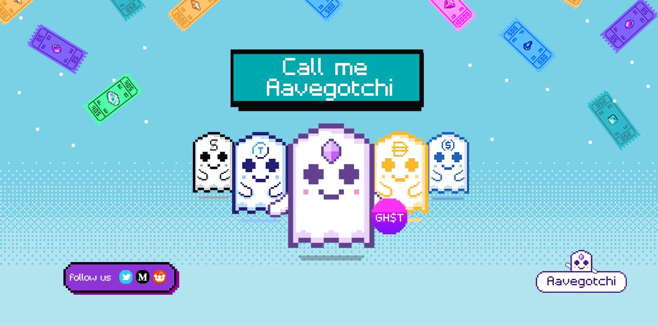 Call me Aavegotchi