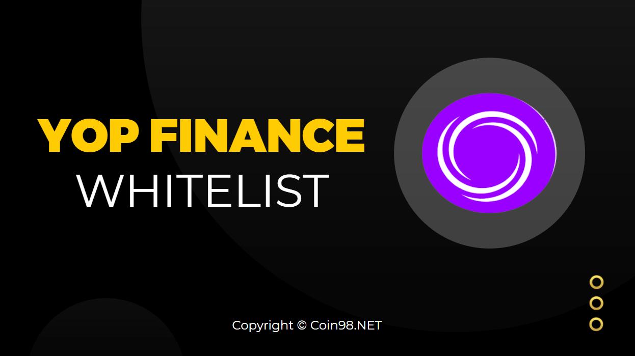 YOP Finance Whitelist