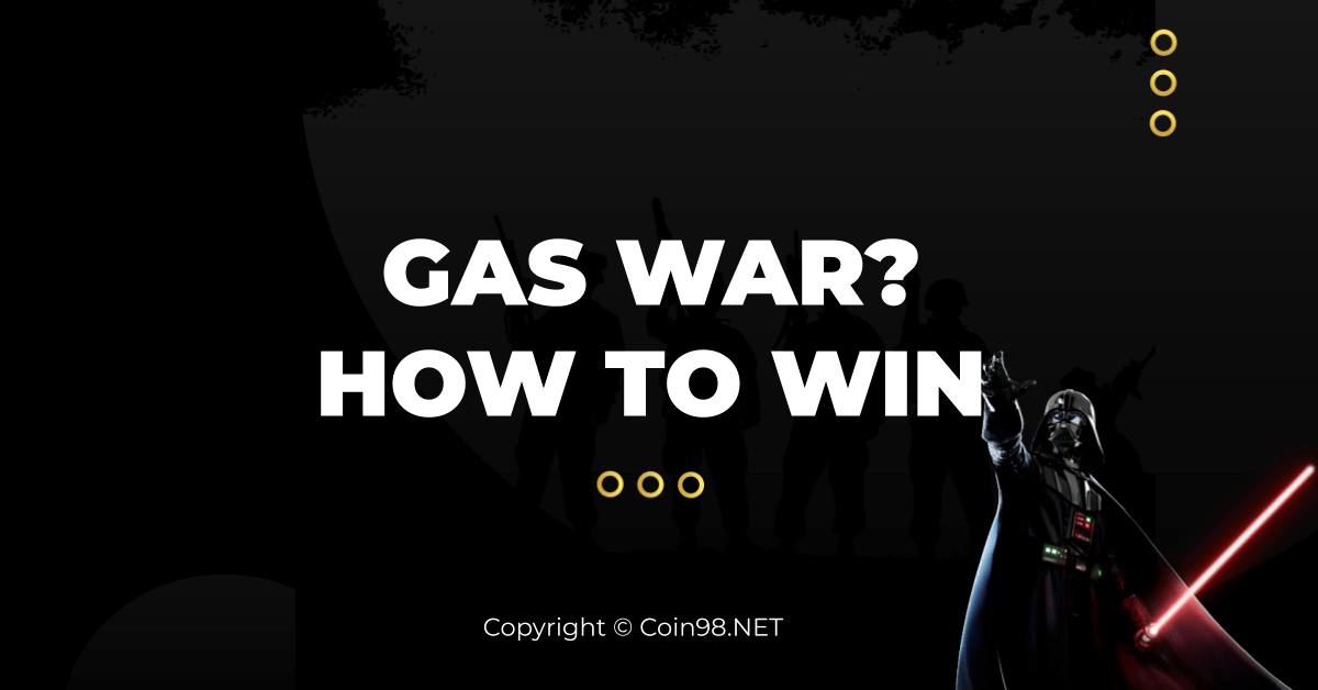 Gas war how to win