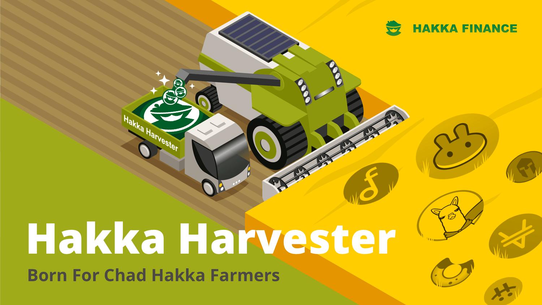 Hakka Harvester: Sinh ra cho nhà nông