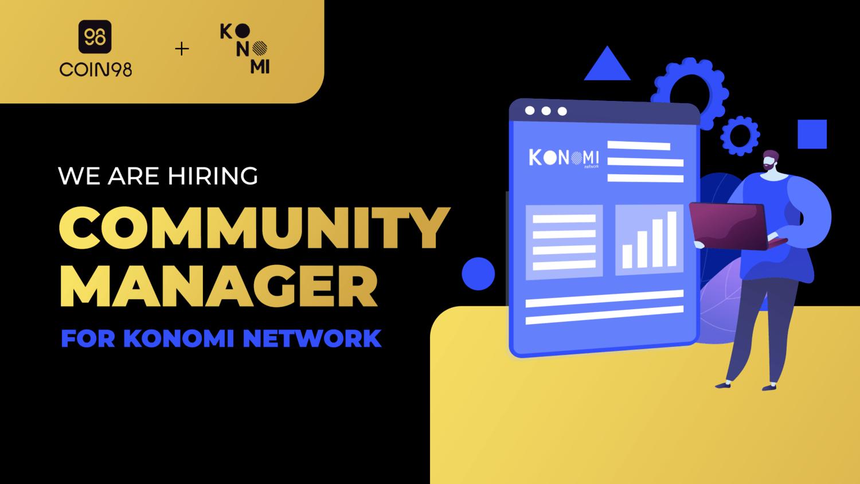 Hiring Community manager