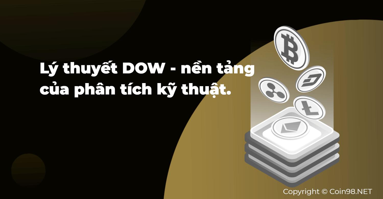 Lý thuyết DOW nền tảng phân tích kỹ thuật