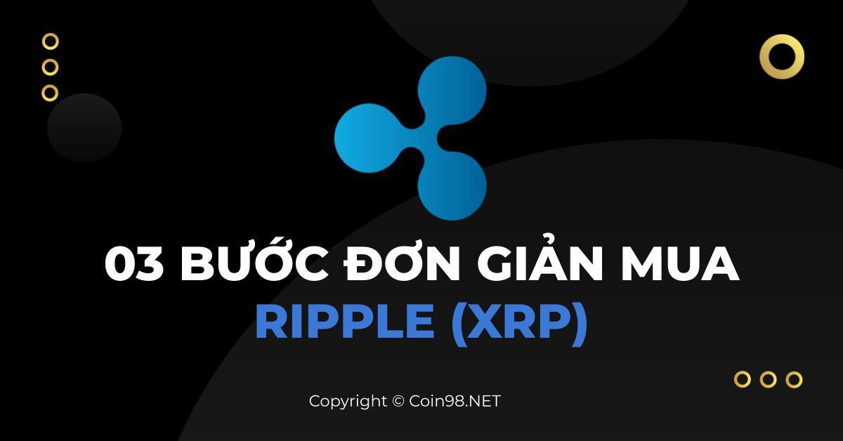 03 bước đơn giản mua ripple