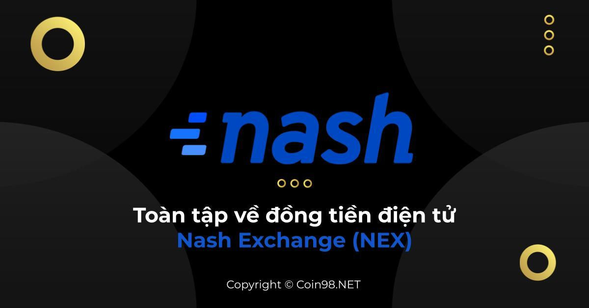 nash exchange nex