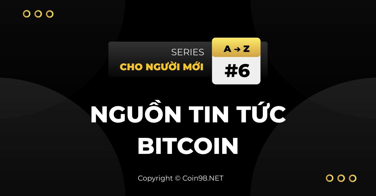 Nguồn tin tức Bitcoin