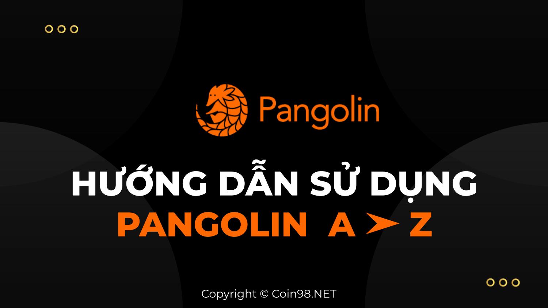 Hướng dẫn sử dụng sàn Pangolin chi tiết & dễ hiểu