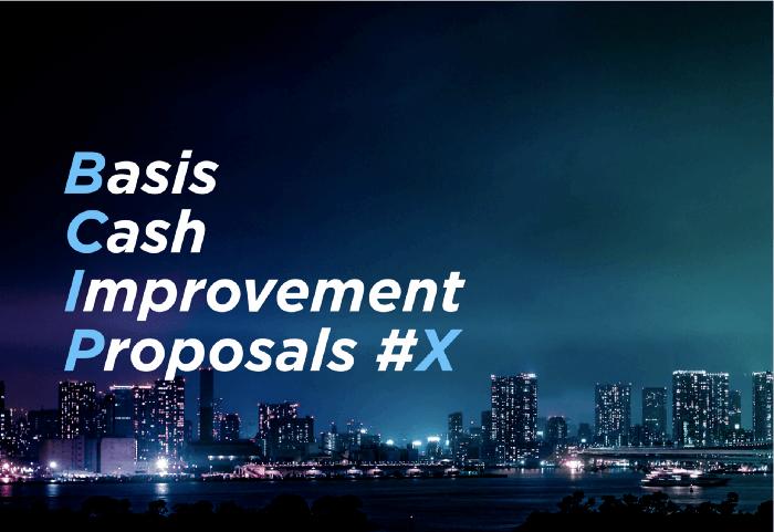 Basis Cash Roadmmap