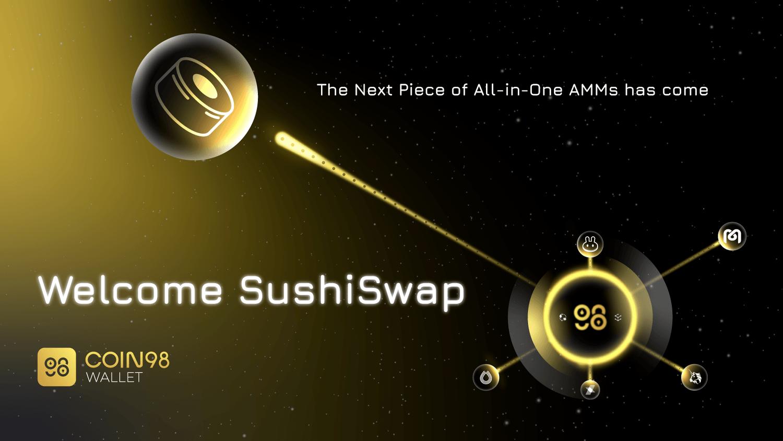 Sushiswap Coin98wallet
