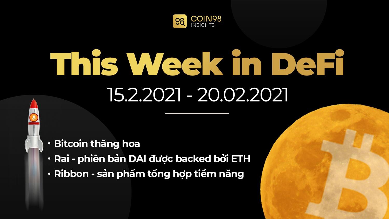 This week in Defi 20
