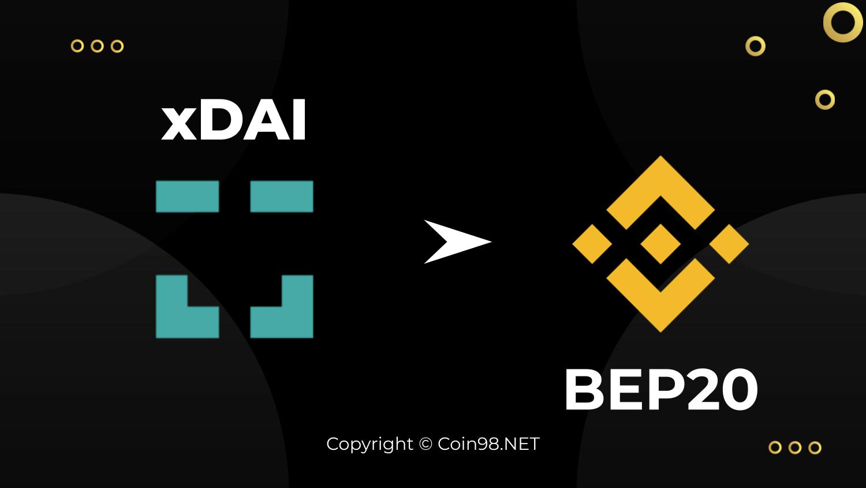 Hướng dẫn chuyển token từ xDai sang BSC (BEP20)