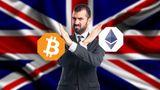 Ngân hàng Anh không phục vụ khách hàng giao dịch tiền điện tử