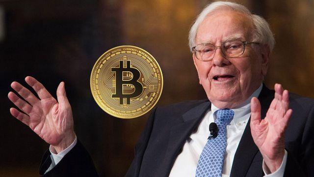 bitcoin ulaganje warren buffett trgovanje dionicama vs bitcoin