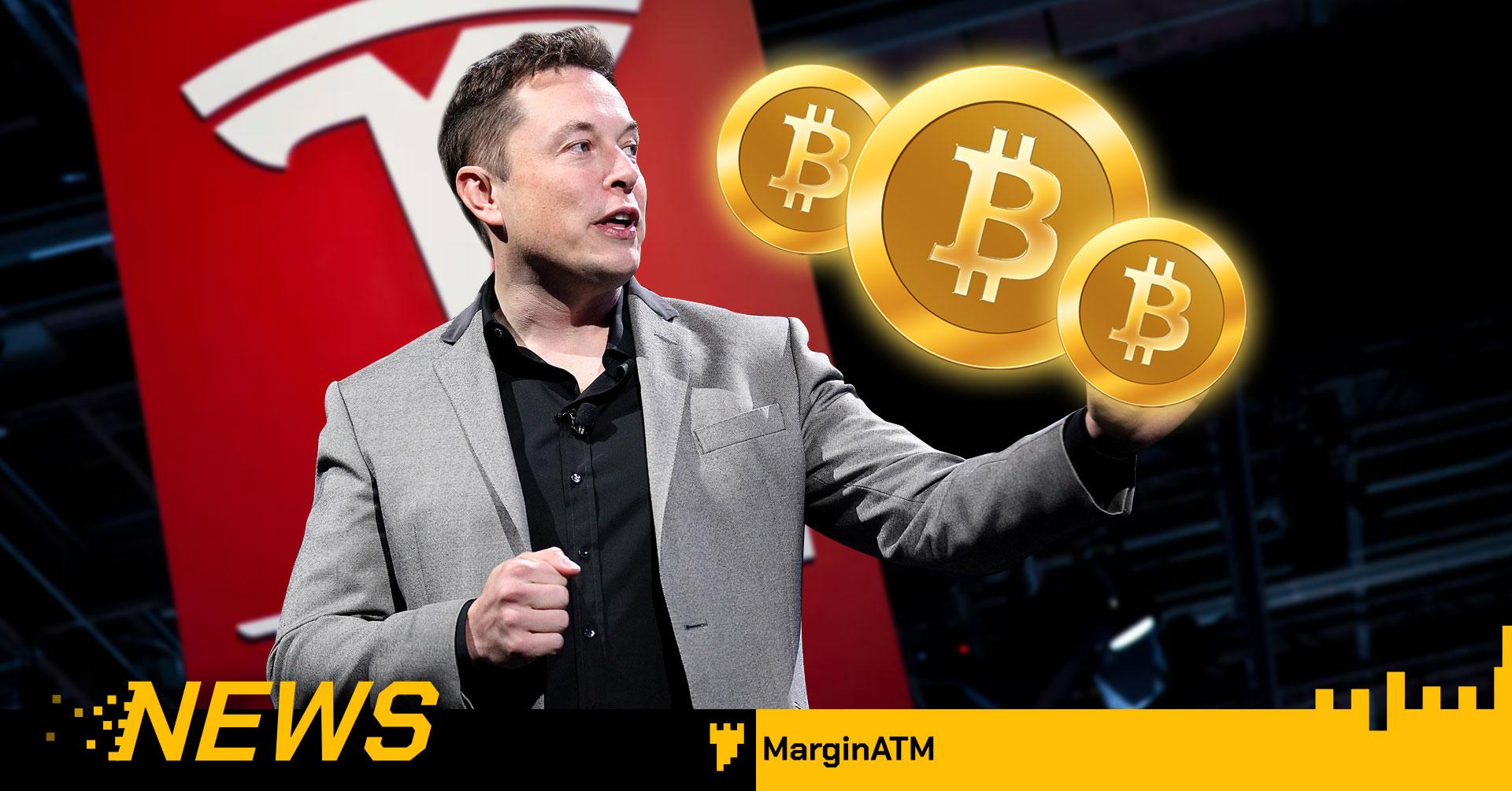 Elon Musk tiết lộ Tesla sở hữu khoảng 42 nghìn Bitcoin
