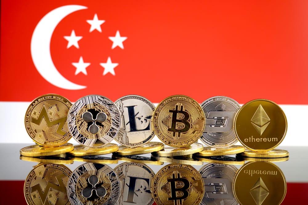 Singapore - Trung tâm thân thiện tiền điện tử của Châu Á