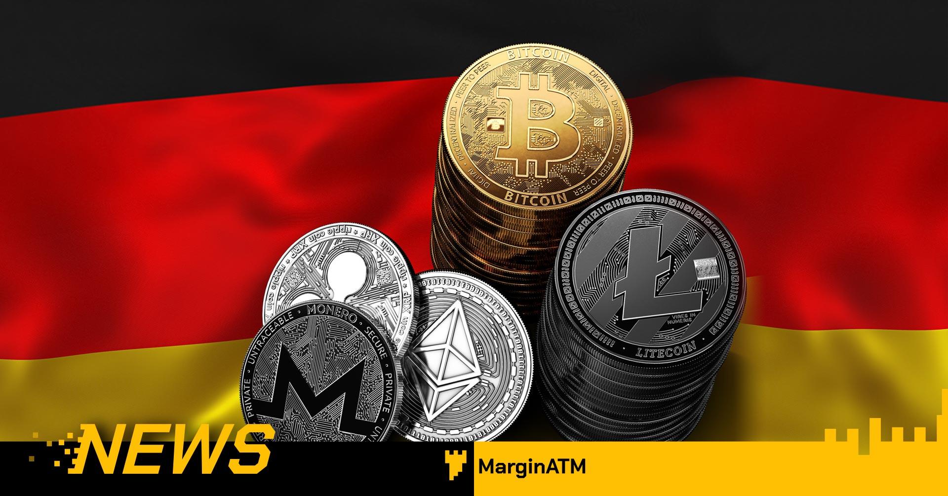 Đức chính thức cho phép các quỹ và tổ chức đầu tư tiền điện tử