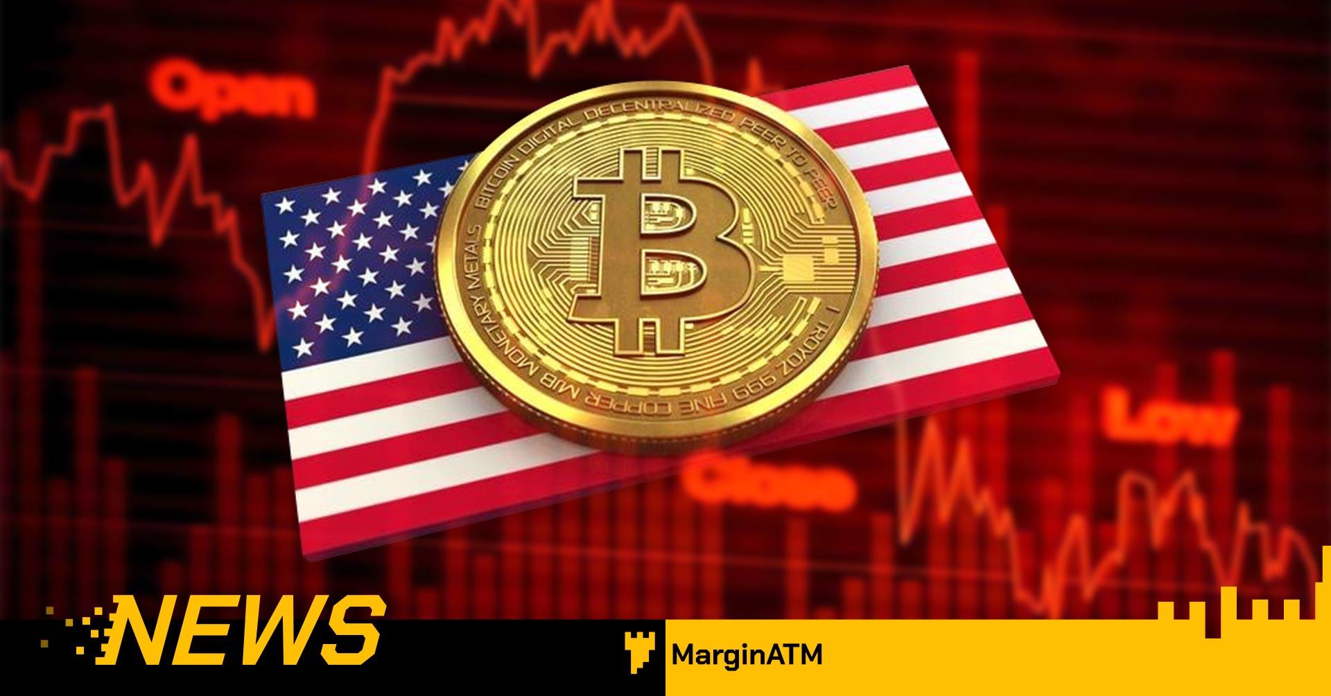 Lo ngại về dự luật mới của Hoa Kỳ  khiến Bitcoin giảm mạnh