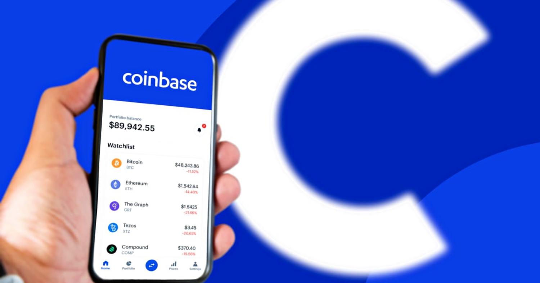 Coinbase soán ngôi ứng dụng tài chính phát triển nhanh nhất thế giới